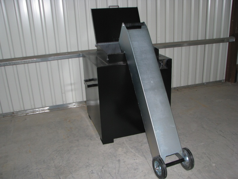 Contandyne Industries Llc Grease Cart